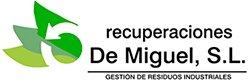 Gestión de residuos en Soria con Recuperaciones De Miguel